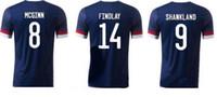 Wholesale scotland soccer jersey for sale - Group buy top Customized Scotland BOBERTSON FRASER ARMSTRONG BURKE CcGREGOR Thai Quality Soccer Jerseys Custom football Soccer wear