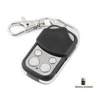 Wholesale gate fob duplicator for sale - Group buy Wireless RF Remote Control MHz Electric Gate Garage Door Opener Duplicator Clone Cloning Code Copy Car Key Fob Remote Control