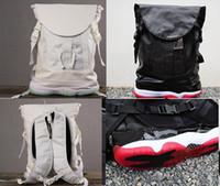 panel de mochila al por mayor-NUEVO Jumpman OG Concord 11 mochila bolsa de viaje de lujo diseñador hombre Chicago Sport Mochilas de baloncesto bolsos de hombro Bolso escolar al aire libre