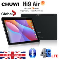 Wholesale inch android tablet octa for sale - Group buy CHUWI Hi9 Air GB G Dual SIM Phablet Deca Core Android Tablet PC