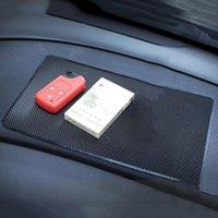 sihirli cep telefonu tutacağı toptan satış-27x15 cm Yeni Evrensel Araba Dashboard Sihirli Anti Kayma Mat kaymaz Ped Anahtar Cep Telefonu Için Iphone GPS Akıllı Cep Telefonu Holdersa