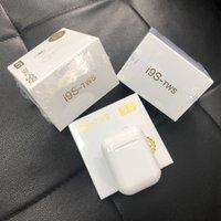 auriculares de silicona al por mayor-i9s TWS Auriculares inalámbricos Bluetooth 5.0 Ture Auriculares Estéreo auriculares con Base de carga magnética protectora de silicona caso