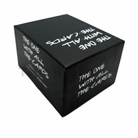 Wholesale big one toy resale online - The One With All The Cards Game For Friend TV Box Against The Friend Gme Card game