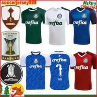 brasil jersey verde venda por atacado-2019 2020 Palmeiras futebol camisa camisa de futebol Brasil VERDE Dudo G.JESUS JEAN ALECSANDRO jerseys ALLIONE CLEITON 19 20 camisa superior tailândia