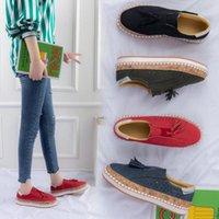 zapatos populares de las mujeres al por mayor-Las mujeres de los zapatos corrientes Armada rojo oscuro de Split Todo-fósforo popular-custom envío de la manera de las mujeres entrenador de malla transpirable deporte zapatilla de deporte gratuito
