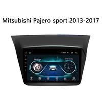 Wholesale gps car radio system resale online - Android quot Car Radio player Auto VIdeo For Mitsubishi Pajero montero sport GPS Navigation Universal System car dvd