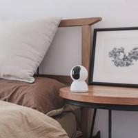 Wholesale webcam camera night resale online - Xiaomi Mijia Mini IP Camera Wifi P HD Infrared Night Vision Degree Wireless Wi fi CCTV Webcam Smart Home Security Camera