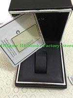 uhren j großhandel-2019 kostenloser versand Hohe Qualität J 12 TOP Marke Original Box Papiere Karte Geschenk Uhrenboxen Für Schweizer Bewegung Uhren