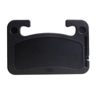 Wholesale table card holder stand for sale - Group buy 1pc Black Car Laptop Stand Notebook Desk Steering Wheel Tray Table Food drink Holder Car Multi function Card Table Computer