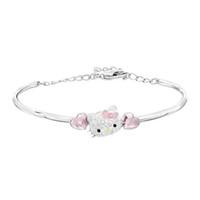 c6b00a841 Wholesale hello kitty charm bracelet for sale - Group buy Swarovski New  Hello KittyHELLO KITTY HEART