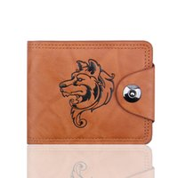 Wholesale ivory money bag resale online - 2019 New Money Bag men s Personality Creative wallet Dollar Money Clip magnetic Buckle Short Wallet TQ