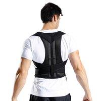 ingrosso corsetto di cura del corpo-Spalla per la schiena postura Spalla lombare Supporto per colonna vertebrale Cintura regolabile Cintura per la correzione della postura del corsetto Cintura Cura del corpo