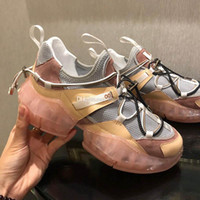 Wholesale concrete modelling for sale - Group buy Designer sneakers fashion women luxury shoes New arrive casual shoes Ladies sneakers size model XX040701