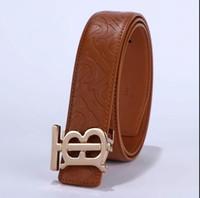 Wholesale jeans for boys for sale - Group buy Fashion Brand belt Genuine Leather Men Belt Designer Luxury High Quality Buckle Mens Belts For Women Luxury belt Jeans Cow Strap