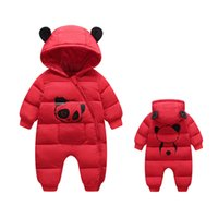 Wholesale age clothes for sale - Group buy Infant Baby Girl Clothes Newborn Baby Boy Romper Cotton Toddler Jumpsuit Clothing Winter Style Age For M M M