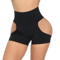 hintern heben schlüpfer großhandel-BNC Beute Hip Enhancer unsichtbare Lift Butt Lifter Former Panty Push-up Bottom Boyshorts Sexy Shapewear Höschen Slip