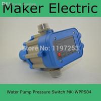 tato muda tátil venda por atacado-Atacado-MK-WPPS04 Made In China Guaranteed alta qualidade automática elétrica elétrica interruptor de controle de bomba de água controlador de pressão
