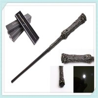 Wholesale harry potter wands led resale online - led lighting Harry Potter wand Christmas gift Harry Potter Magical Wand New In Box