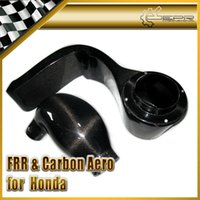 tomada de ar de corrida venda por atacado-Estilo do carro Para S2000 AP1 Fibra de Carbono J's Racing Air Tunnel Air Box Fiber Intake