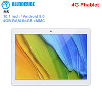 Wholesale tablet inch 5mp for sale - Group buy ALLDOCUBE M5 G Phablet inch Android Tablet MTK X20 MTK Deca Core GB RAM GB eMMC MP Dual WiFi Bluetooth PC