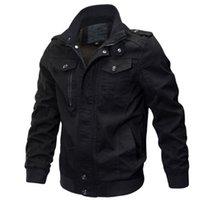 taktik rüzgarlık toptan satış-Ceecotes Erkekler Giyim Ceket bombacı erkekler ceket Taktik Dış Giyim Nefes Işık Rüzgarlık ceketler Dropshipping