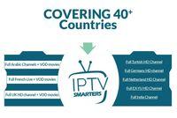 türkische tv-box großhandel-1 Monat Europa IPTV Abonnement Kanal UK Frankreich Arabisch Spanien Deutsch Italien Türkisch Indien Brasilien Für Android Mag25X Smart TV Android Box