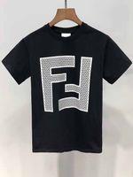 col parfait achat en gros de-1818AA t-shirt Medusa étiquette O-cou T-shirt Asie parfait choix taille taille