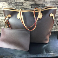 Wholesale classic bag hot sell resale online - Hot Selling classic women s tote bags top quality real leather large designer luxury handbags fashion shopping bags designer composite bag