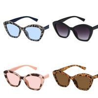 931043da9f0a Wholesale leopard print glasses frames for sale - Group buy Cat Eye  Sunglasses For Women Leopard