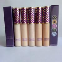 crème juste achat en gros de-5 couleurs Shape tape correcteur de teint fondation contour crème pour le visage contour de maquillage correcteur 10ml moyen léger léger sable clair léger léger moyen