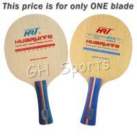 hrt tenis de mesa al por mayor-HRT 2076 Hoja de tenis de mesa de media velocidad para raqueta PingPong