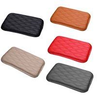 Wholesale car central armrest resale online - Car Accessories Auto Interior Supplies Universal Armrest Box Cover Increased Pad Armrest Box Pad Comfortable Central Hand