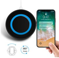 Wholesale wireless charger galaxy note2 for sale - Group buy Qi Wireless Charger Cell phone X50 Mini Charge Pad For Qi abled device Samsung Galaxy S3 S4 S5 Note2 Nokia HTC Iphone phone
