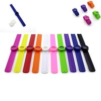 Wholesale clap bracelet for sale - Group buy Mosquito Repellent Bracelet Silicone Hand Wrist Band Anti mosquito Bracelet Baby Wristband Hand Ring Clap Pest Control CCA11518 set