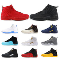 Wholesale sneakers for gym for sale - Group buy High Quality s Basketball shoes for men Game Royal triple black Gym red Flu game GAMMA BLUE the master mens Sports Sneakers