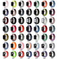 спортивные наручные часы оптовых-Тканый ремешок из нейлоновой ленты для Apple Watch серии 4 3 2 1 Multiple Color