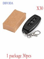 Wholesale learning code wireless remote control for sale - Group buy 30pcs Wireless Mhz RF Remote Control Switch Learning Code Button MHz Transmitter For Light Switch Car Key