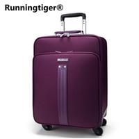 sac de bagage violet achat en gros de-Oxford trolley bagages sac de voyage 16