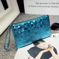 quelltaschen großhandel-Fashion Coin Purses bag Damen Baggage Ground Shopping Source Damenhandtaschen aus Naturstein Korean Mobile Bags and Change Wallets