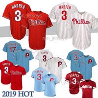 390e5c9e7 Customizable Philadelphia 3 Bryce Harper jersey 17 Hoskins 27 Nola 7 Maikel  Franco Phillies 4 Lenny 99 Williams Baseball Jerseys 2019