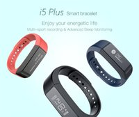 Wholesale i5 plus bracelet for sale – best Waterproof Health Smart Wristbands I5 Plus Smart Bracelet Bluetooth Touch Screen Fitness Tracker Sleep Monitor