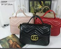 Wholesale free new laptops resale online - Female Spring and Summer New Mini Waved Baitie Single Shoulder Bag Female Korean Version Small Square Style Twisted Bag Free Delivery t
