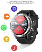 relógio elegante lemfo venda por atacado-LEMFO LEM8 4G Inteligente Relógio Android 7.1.1 GPS Smartwatch Homens 2 GB 16 GB 580 Mah Bateria 1.39 Polegada Tela AMOLED Relógio Esporte