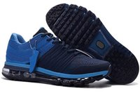 precio rebajado de las zapatillas de deporte de los hombres al por mayor-2017 nuevo Maxes 2018 KPU II Precio de descuento Hombres Mujeres zapatos para correr Con Moda de calidad superior Deportes al aire libre Zapatillas de deporte nos 5.5-11