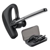 casque de temps achat en gros de-VOITURE Bluetooth Casque K10 Écouteurs Sans Fil Casque Mic 9 Heures De Temps De Conversation Mains Libre Réduction Du Bruit pour Conduite iPhone