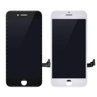 satılık iphone lcd ekranlar toptan satış-IPhone 7 için iPhone 7 Artı Tianma Qaulity Için LCD Ekran Dokunmatik Çerçeve Digitizer ile Tam Meclisi Yedek Parçalar sıcak satış