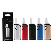 kutu mod perakende toptan satış-Yeni ECT mini başlangıç kiti e sigara kutusu perakende kutusu ile mod vape 650 mah elektronik sigara