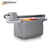 Wholesale metal glass printers for sale - Group buy Jetvinner color Two way Printing UV Printer Print Size for Phone Case Acrylic Metal Wood Cylinder PVC Glass