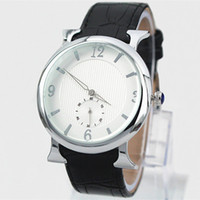 novos itens de venda venda por atacado-Relógios de luxo de couro de alta qualidade marca de moda homem novo relógio de pulso movimento japão luxo senhora amantes de quartzo assistir livre bix itens de venda quente