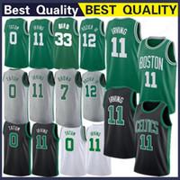 bb5339e28 Wholesale jersey terry resale online - Boston Irving Kyrie Jersey Tatum  Jayson Jaylen Gordon Brown Hayward